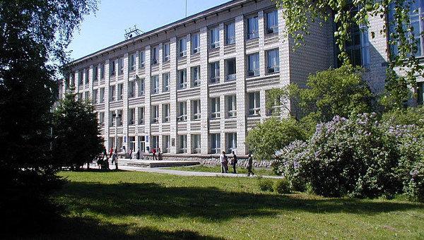 Новосибирский государственный университет. Архивное фото