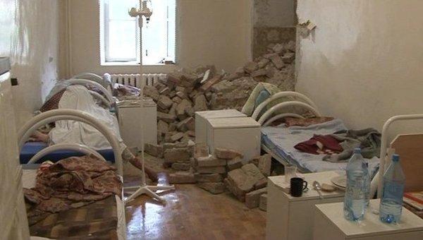 Последствия обстрела Красногоровки боевиками - Цензор.НЕТ 6570
