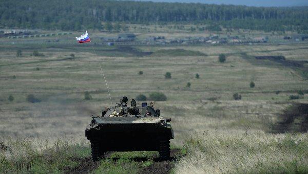 Совместное российско-китайское учение Мирная миссия-2013. Архивное фото