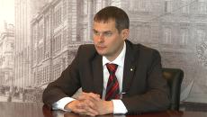 Директор департамента градостроительства Приморья  края Олег Ежов