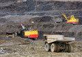 Карьер Титимухтинского золоторудного месторождения