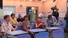 Особенные дети познакомились с работой РИА Новости в Томске
