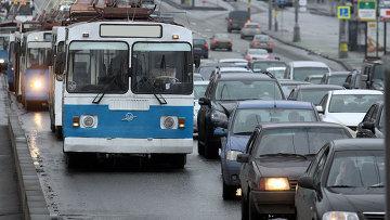 Троллейбусы. .