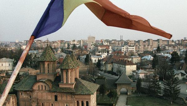 Ситуация в Румынии. Архивное фото