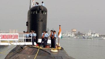 Подводная лодка Синдуракшак, февраль 2006 год