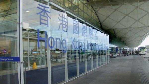Международный аэропорт Гонконга. Архивное фото