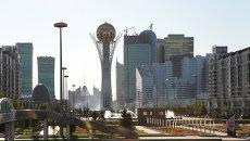 Монумент Астана-Байтерек. Архивное фото