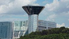 Новый Дом правительства Московской области. Архивное фото