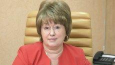 Татьяна Арбузова, глава горизбиркома Томска