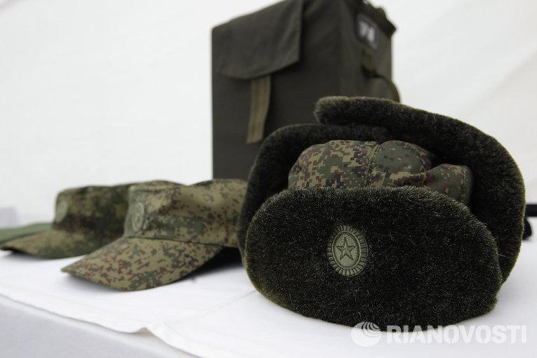 фото новой военной формы