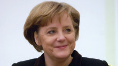 Федеральный канцлер Германии Ангела Меркель