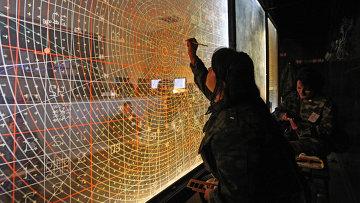 Учения войск ПВО на полигоне Ашулук. Архивное фото