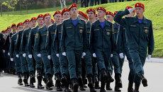 Дальневосточная пожарно-спасательная академия МЧС России открылась на острове Русский во Владивостоке