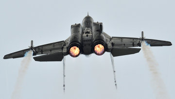 Истребитель МиГ-35, архивное фото