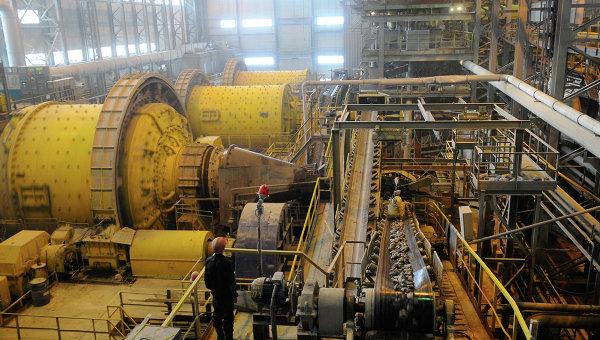 Работа золотодобывающей компании Полюс. Архивное фото