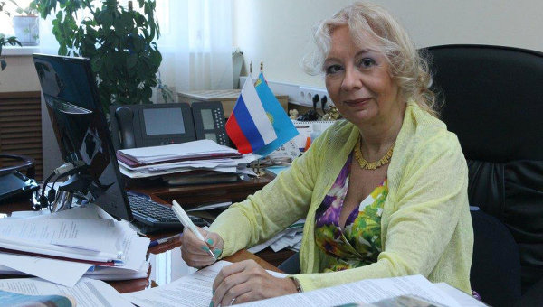Татьяна Валовая, член коллегии (министр) по основным направлениям интеграции и макроэкономике ЕЭК. Архивное фото