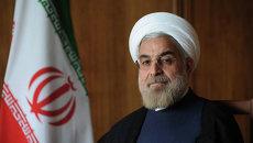 Президент Ирана Хассан Роухани, архивное фото.