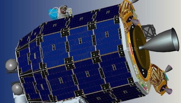 Лунный зонд НАСА LADEE