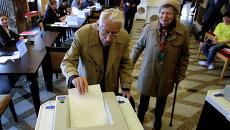 Выборы губернатора Московской области. Архивное фото