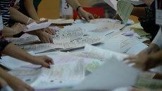 Выборы, архивное фото