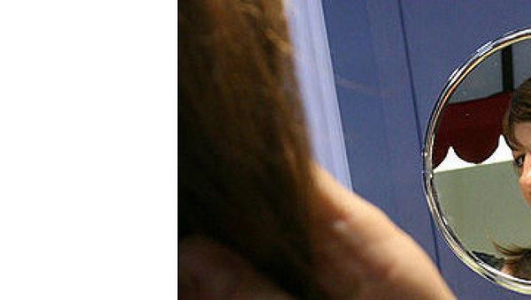 В Японии изобрели магическое зеркало, отражающее деятельность мышц