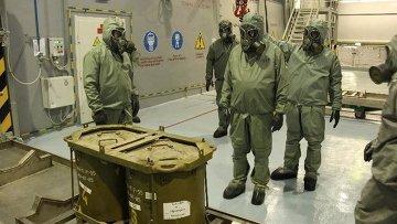 Уничтожение боеприпасов сложной конструкции на объекте утилизации химического оружия, архивное фото, Пензенская область
