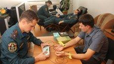Психологи МЧС Новосибирска