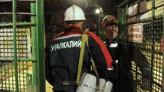 Работа компании ОАО Уралкалий в городе Березники. Архивное фото