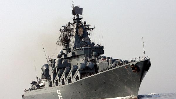 Гвардейский ракетный крейсер Варяг