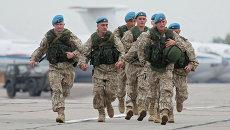 Российско-белорусские стратегические учения Запад-2013