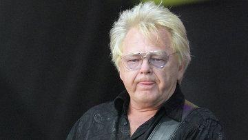 Певец и композитор Юрий Антонов