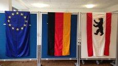 Выборы в ФРГ