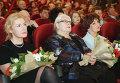Актрисы Мария Шукшина, Лидия Федосеева-Шукшина и Зинаида Кириенко (слева направо)
