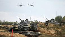 Учения вооруженных сил России и Белоруссии Запад-2013, фото с места событий