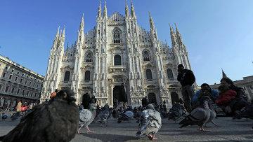 Милан. Архивное фото