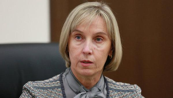 Людмила Огородова. Архивное фото