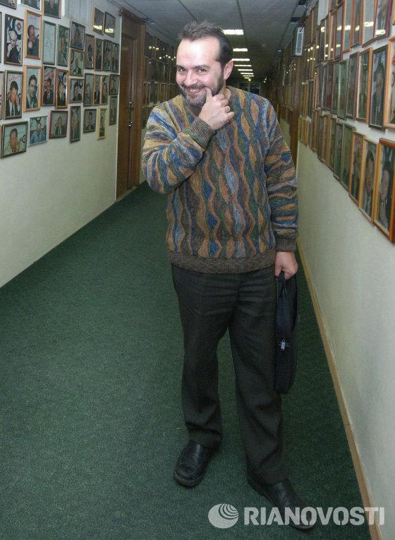 Писатель, журналисть Виктора Шендерович