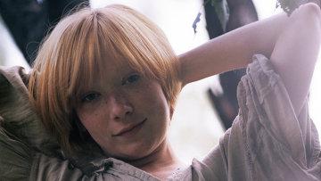Актриса Елена Коренева