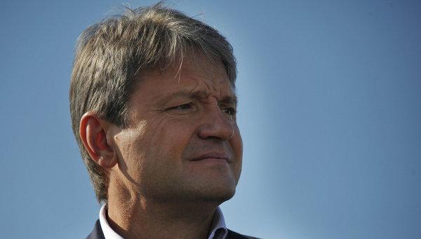 Губернатор Краснодарского края Александр Ткачев. Архивное фото
