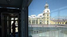 Вторая сцена Александринского театра. Архивное фото