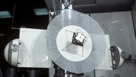 """Межпланетная автоматическая станция """"Марс-1"""""""