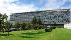 Штаб-квартира ВОЗ в Женеве. Архивное фото