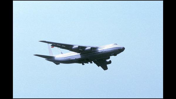Грузовой самолет АН-124 Руслан, архивное фото