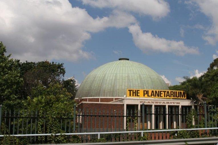 Планетарий Йоханнесбурга
