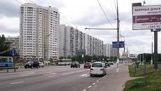 Вид на Липецкую улицу, Бирюлёво Восточное