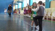 Дети и взрослые станцевали рил и джигу на соревнованиях в Новосибирске