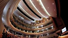 Приморский театр оперы и балета во Владивостоке. Архивное фото