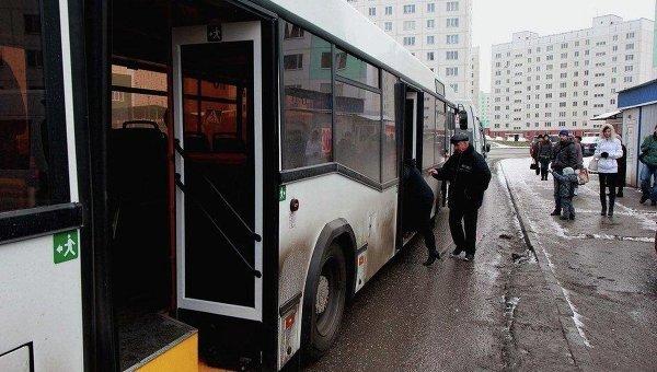 Видеорегистраторы на автобусах