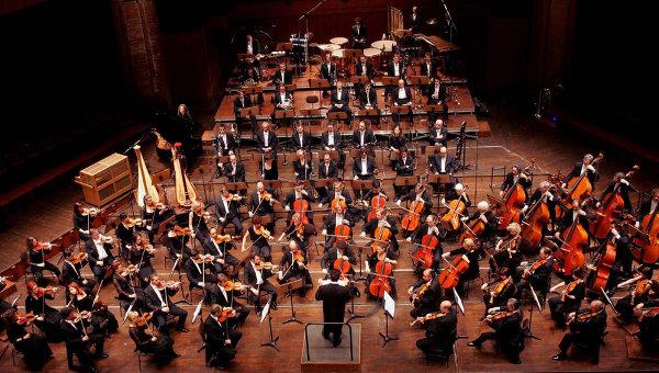 Национальный оркестр Капитолия Тулузы. Архивное фото