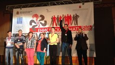 Томские знатоки победили на фестивале Енисейская знать в Красноярске, событийное фото